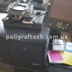 Принтер, копир, сканер Konica Minolta Bizhub PRESS C6000 МФУ — фото 1